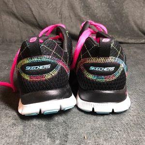 Skechers Shoes - Skechers Knot Memory Foam Shoes